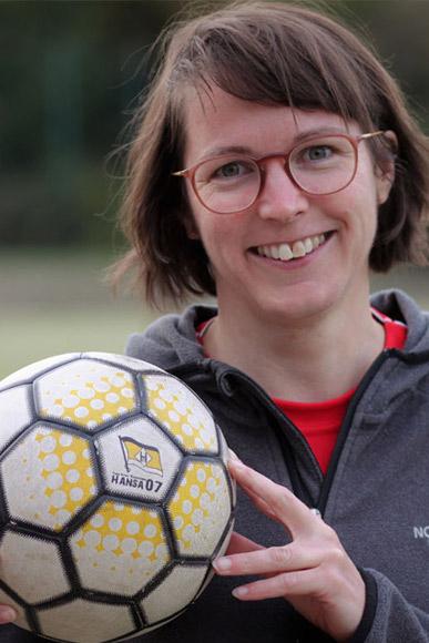 Die Trainer_innen - Johanna Suwelack