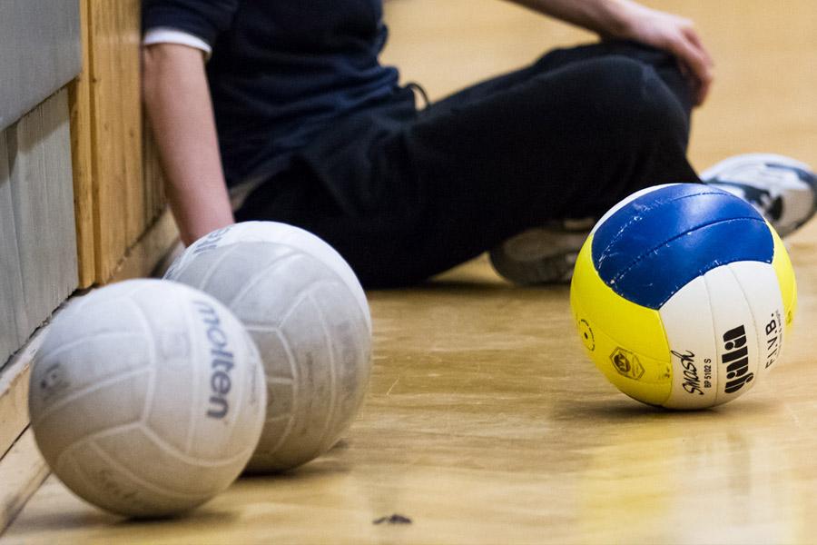 Ballsport Seitenwechsel