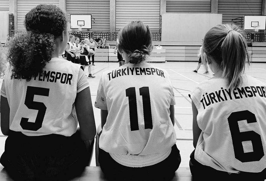 Türkiyemspor Berlin 1978 e.V. - Basketball