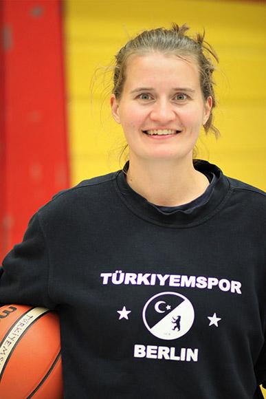 Die Trainer_innen - Franziska Keich