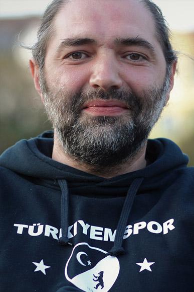Die Trainer_innen - Murat Dogan
