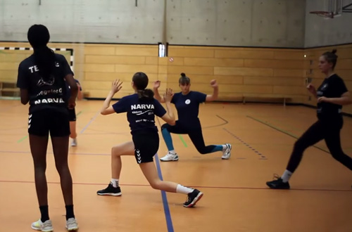 Video SG Narva Handball